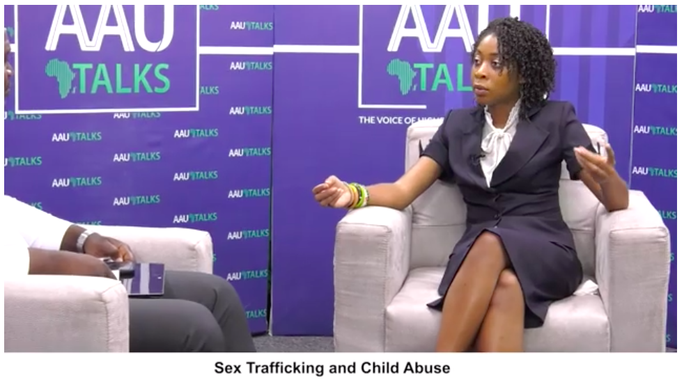 AAU Talks: Sex Trafficking and Child Abuse